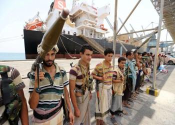 وزير يمني يتهم الحوثيين بمنع سفينة مساعدات أممية من إفراغ حمولتها بالحديدة