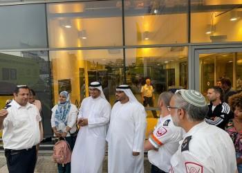 إماراتيون وبحرينيون ومغاربة متطوعون بنجمة داوود الإسرائيلية.. واستنكار بمواقع التواصل
