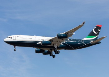 قصر طائر.. طائرة القذافي الرئاسية تعود إلى ليبيا مجددا