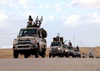 قوات حفتر تغلق حدود ليبيا مع الجزائر وتعلنها منطقة عسكرية