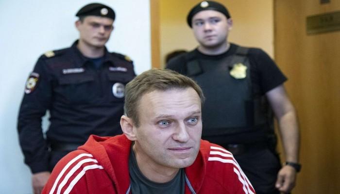 الولايات المتحدة تعد عقوبات جديدة ضد روسيا تتعلق بقضية نافالني