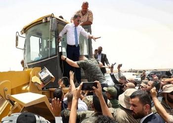 ليبيا: الحكومة تفتح وحفتر يغلق!