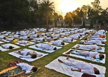 في اليوم العالمي لليوجا.. رئيس وزراء الهند: تمنحنا القوة في مواجهة كورونا