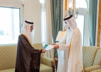 للمرة الأولى منذ 2017.. قطر تتسلم أوراق اعتماد سفير السعودية الجديد