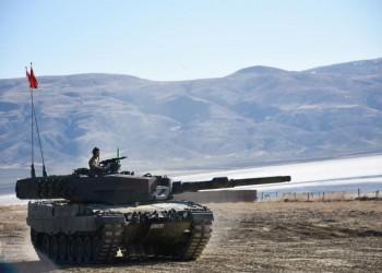 الجيش التركي يدمر دبابة لقوات النظام السوري في إدلب