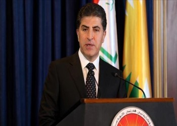 رئيس كردستان العراق يدعو إلى موقف موحد ضد بي كا كا