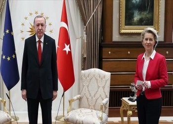 أردوغان لرئيسة المفوضية الأوروبية: حان الوقت لاتخاذ خطوات إيجابية مع تركيا