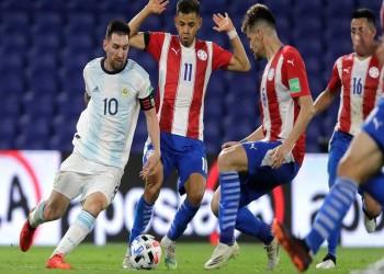 الأرجنتين وتشيلي تحجزان مقعدين في ربع نهائي كوبا أمريكا
