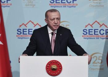 أردوغان: تركيا استقطبت استثمارات مباشرة بقيمة 225 مليار دولار