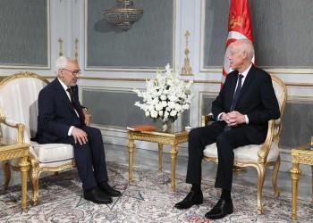 تونس.. الغنوشي يوافق على لقاء مع قيس سعيد لبحث الأزمة السياسية