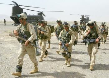 الجيش الأمريكي: سلمنا 6 منشآت عسكرية للحكومة الأفغانية