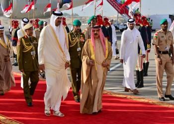 البحرين تعلن دعوة وزير خارجية قطر للمنامة للتباحث حول الأزمات العالقة