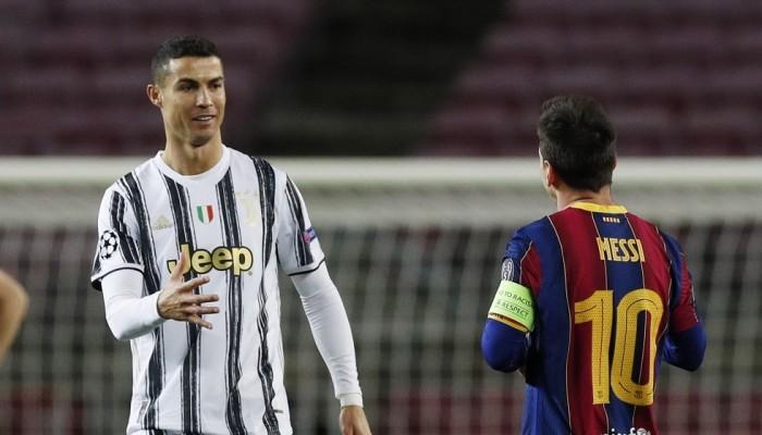الحلم المستحيل.. برشلونة يتمنى ضم رونالدو للعب بجانب ميسي