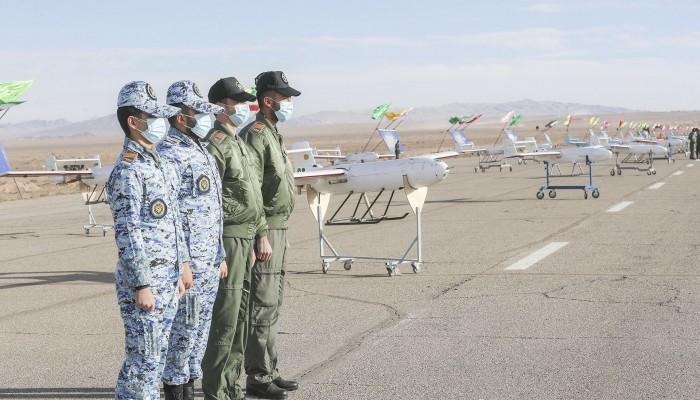 اجتماعات أمريكية إسرائيلية لمواجهة طائرات إيران المسيرة بالمنطقة