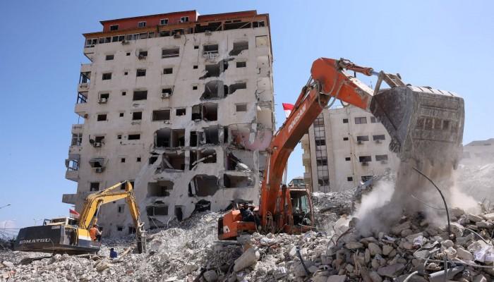 أكسيوس: وقف إطلاق النار بغزة يتداعى بسبب خلافات إعادة الإعمار