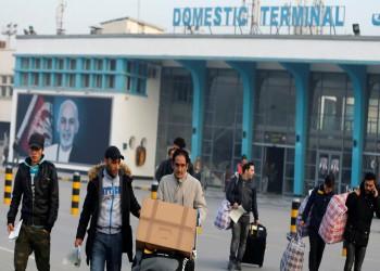 مباحثات تركية أمريكية لوضع ترتيبات تأمين مطار كابول