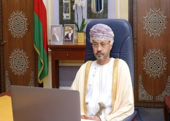 الأول بينهما.. وزير خارجية عمان يتلقى اتصالا من نظيره الإسرائيلي