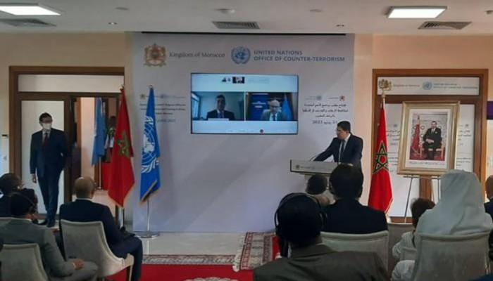 المغرب.. افتتاح أول مكتب أممي لمكافحة الإرهاب في أفريقيا