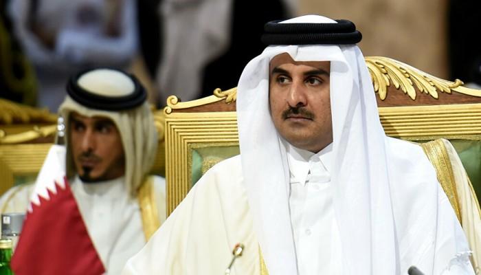 لتهنئته بالفوز.. أمير قطر يتصل بالرئيس الإيراني المنتخب