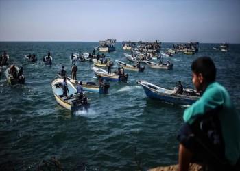 إسرائيل تعلن توسيع مساحة الصيد في غزة.. والصيادون: لم يتم إبلاغنا