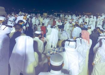 تشييع جثمان الناشطة الإماراتية آلاء الصديق في قطر (فيديو وصور)