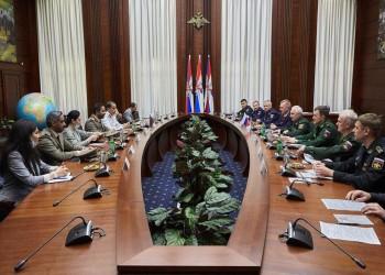 اتفاقية لقبول جنود قطريين في المؤسسات العسكرية الروسية