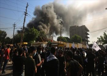 الكاظمي يعتبر القصف الأمريكي انتهاكا للسيادة العراقية.. والحشد يتوعد بالثأر