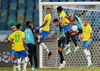 الإكوادور تتعادل مع البرازيل وتلحق بها إلى ربع نهائي كوبا أمريكا