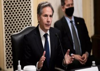 رسالة مهمة.. بلينكن يعلق على الضربات الأخيرة في العراق وسوريا