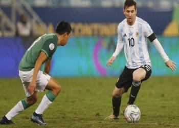 بهدفين في بوليفيا.. ميسي يقود الأرجنتين لربع نهائي كوبا أمريكا
