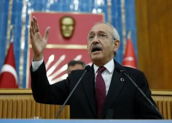 زعيم المعارضة التركية يرفض إعدامات رابعة في مصر
