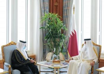الأول منذ 2017.. الشيخ تميم يتسلم أوراق اعتماد السفير السعودي لدى قطر