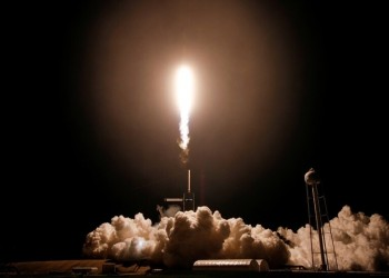 الكويت تطلق أول أقمارها الصناعية إلى الفضاء
