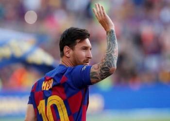 رسميا.. ميسي خارج أسوار نادي برشلونة