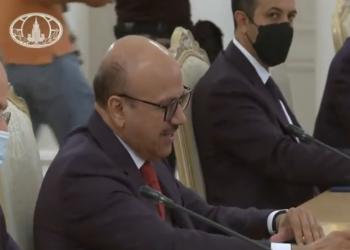 مباحثات روسية بحرينية في موسكو.. ولافروف: المنامة شريك موثوق