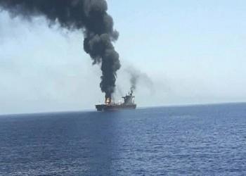 تفاصيل جديدة حول استهداف السفينة الإسرائيلية شمال المحيط الهندي