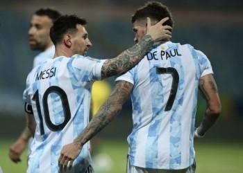 ليلة ميسي.. الأرجنتين إلى نصف نهائي كوبا أمريكا بثلاثية الإكوادور