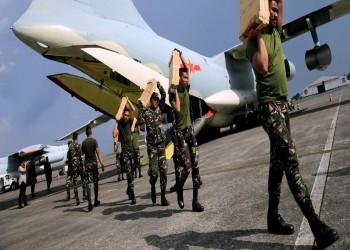 تحطم طائرة عسكرية فلبينية على متنها 85 شخصا