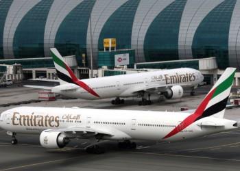 طيران الإمارات تعلق رحلاتها من وإلى السعودية