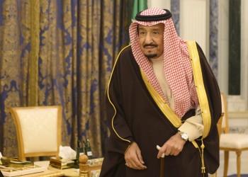 الملك سلمان يشيد بتطور العلاقات السعودية مع الولايات المتحدة