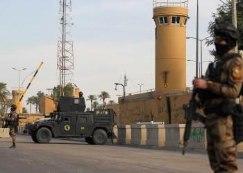 إسقاط طائرة مسيرة قرب السفارة الأمريكية ببغداد.. ولا ضحايا