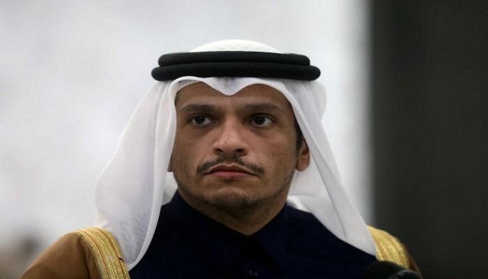 وزير خارجية قطر يصل إلى لبنان في إطار مساعي حلحلة الأزمة
