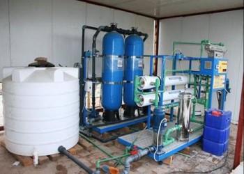 إسرائيل تسمح بدخول مواد تشغيل محطة تحلية مياه غزة