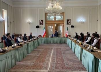 انطلاق جلسة حوار بين الحكومة الأفغانية وطالبان في إيران