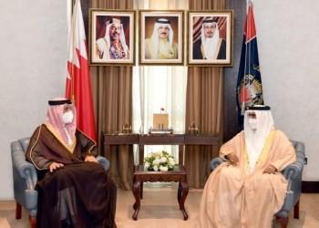 بعد ولي العهد.. وزير الداخلية البحريني يستقبل سفير المنامة لدى اسرائيل
