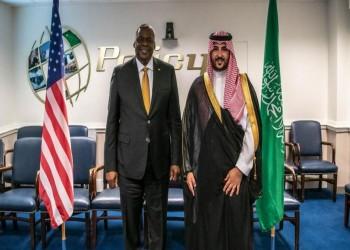 تقارير: خالد بن سلمان يلتقي بلينكن في يومه الثاني بواشنطن