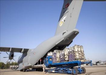 تركيا تعلن إرسال مساعدات وتجهيزات طبية لتونس لمكافحة كورونا