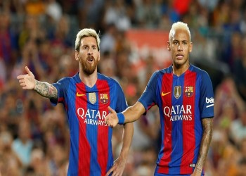 ميسي ونيمار أفضل لاعبي كوبا أمريكا 2021