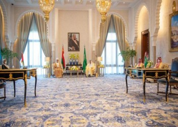 توقيع مذكرة تفاهم لتأسيس مجلس تنسيق سعودي عماني