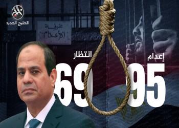 بسبب الإعدامات.. إدارة بايدن تناقش تعليق جزء من المعونة العسكرية لمصر